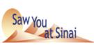 Saw You at Sinai